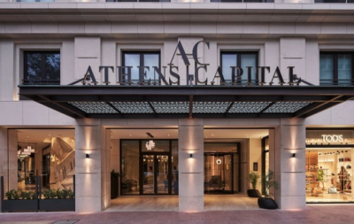 ATHENS CAPITAL HOTEL-MGALLERY COLLECTION Η ΤΕΧΝΗ ΤΗΣ ΦΙΛΟΞΕΝΙΑΣ ΣΤΗΝ ΚΑΡΔΙΑ ΤΗΣ ΑΘΗΝΑΣ