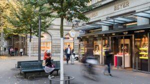 Bahnhofstrasse – Εμπορική Λεωφόρος Ζυρίχης