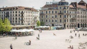 Sechseläutenplatz – Συνδυάζει την παράδοση με τη νεωτερικότητα